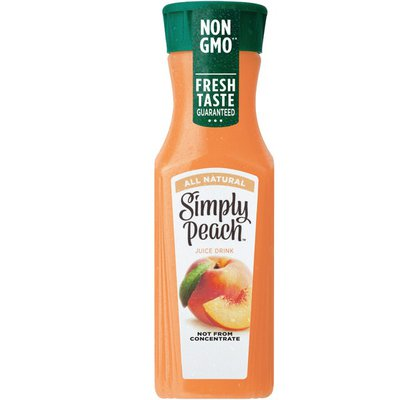Simply Peach Juice