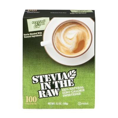 In The Raw Zero Calorie Sweetener