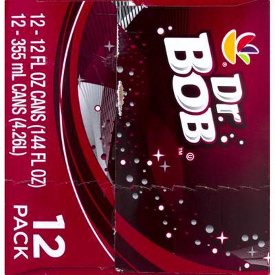SB Dr. Bob - 12 PK