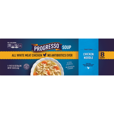 Progresso Traditional Chicken Noodle Soup