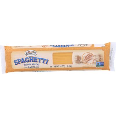 Sprouts Spaghetti Pasta