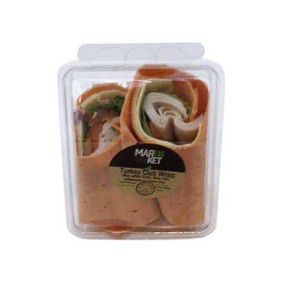 Market 32 Turkey Club Wrap