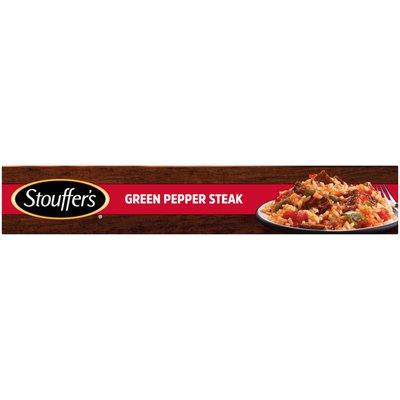 Stouffer's Green Pepper Steak