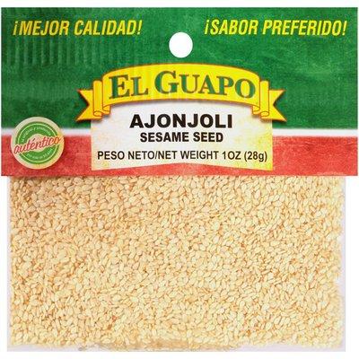 El Guapo® Whole Sesame Seed (Ajonjolí Entero)