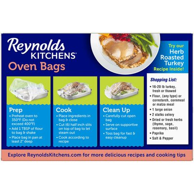 Reynolds Turkey Size Oven Bags