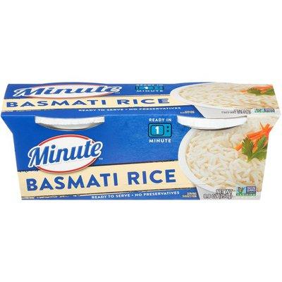 Minute Rice Ready to Serve Basmati Rice