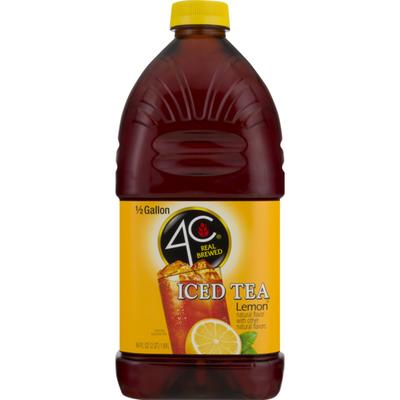 4C Foods Iced Tea Lemon