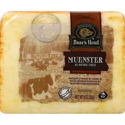 Boar's Head Cheese, Muenster