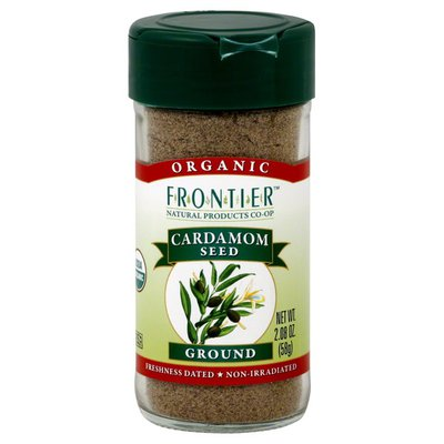 Frontier Cardamom Seed, Ground