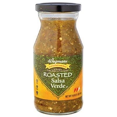 Wegmans Food You Feel Good About Roasted Salsa Verde, Medium