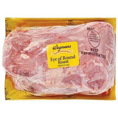 Wegmans Beef Eye Round Roast