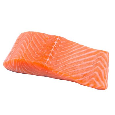 Ahold Atlantic Salmon Portions Skin-on Boneless