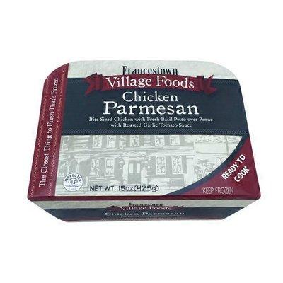 Fv Chicken Parmesan