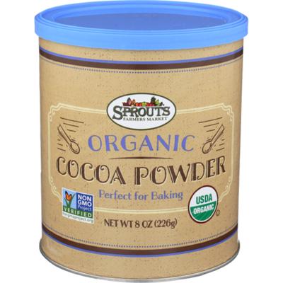 Sprouts Organic Cocoa Powder