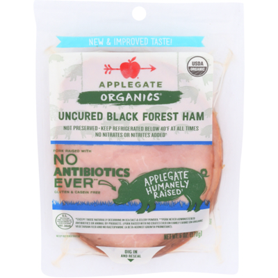 Applegate Organic Black Forest Ham