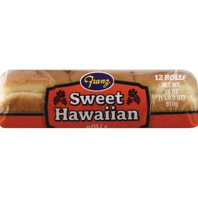 Franz Rolls, Sweet Hawaiian