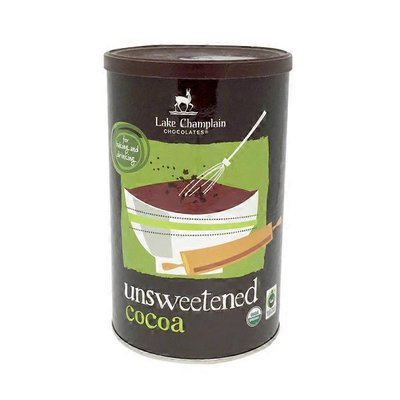 Lake Champlain Chocolates Organic Unsweetened Cocoa