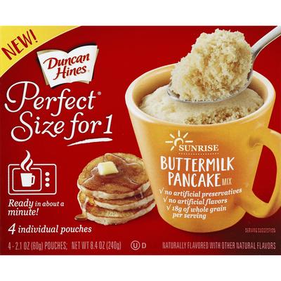 Duncan Hines Mix, Sunrise, Buttermilk Pancake