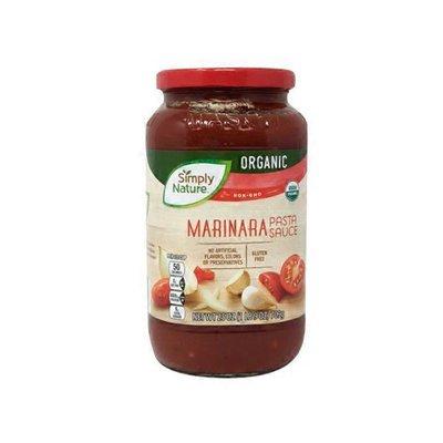 Simply Nature Marinara Pasta Sauce