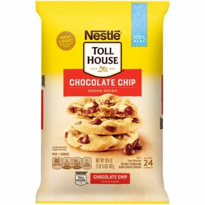 Toll House Chocolate Chip Cookie Dough
