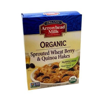 Arrowhead Mills Sprouted Wheat Berry & Quinoa Flakes