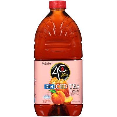 4C Foods Diet Peach Iced Tea