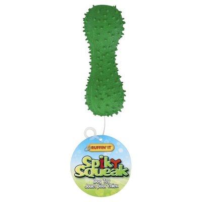 Ruffin' It Dog Toy, Spiky Squeak