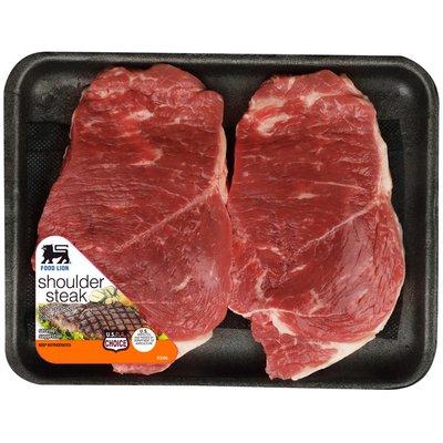 Boneless Beef Shoulder Steak