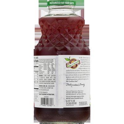 KNUDSEN Organic Juice Cranberry Blueberry
