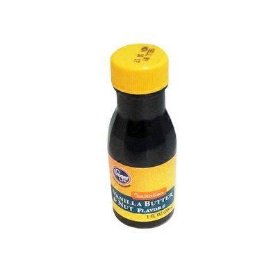 Kroger Imitation Vanilla Butter & Nut Flavor