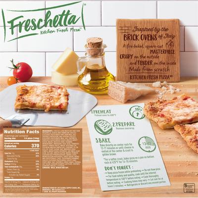 Freschetta Brick Oven Crust Five Cheese Pizza
