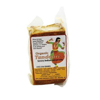 Tofu Shop Organic Tandoori Tofu