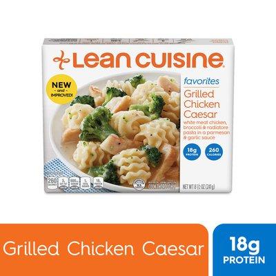 Lean Cuisine Grilled Chicken Caesar