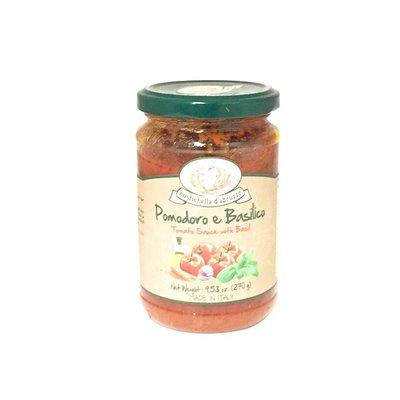 Rustichella D Abruzzo Tomato Sauce, Basil