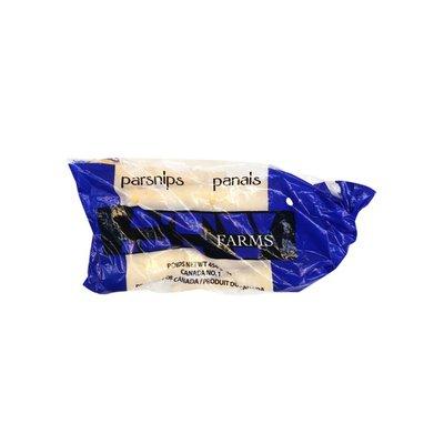 Parsnips Fresh, Wrapper