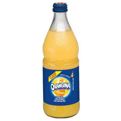 Orangina Orange Juice Drink
