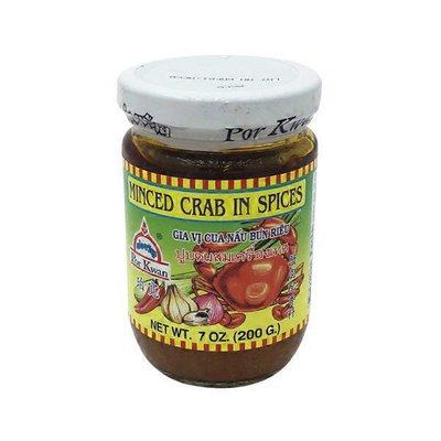 Por Kwan Minced Crab Paste