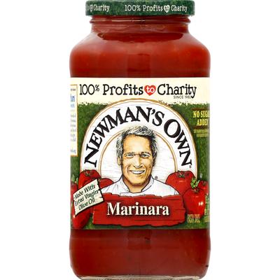 Newman's Own Pasta Sauce, Marinara