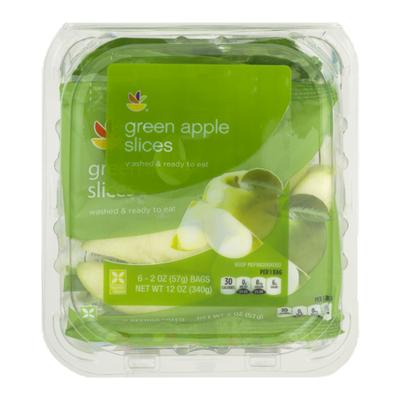 SB Green Apple Slices - 6 CT