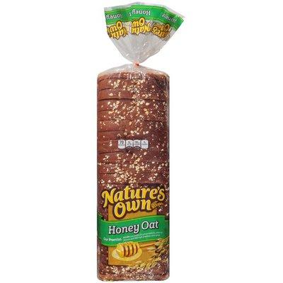 Nature's Own Honey Oat Bread