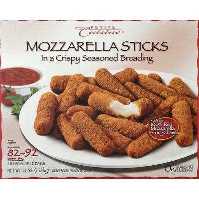 Petite Cuisine Mozzarella Sticks