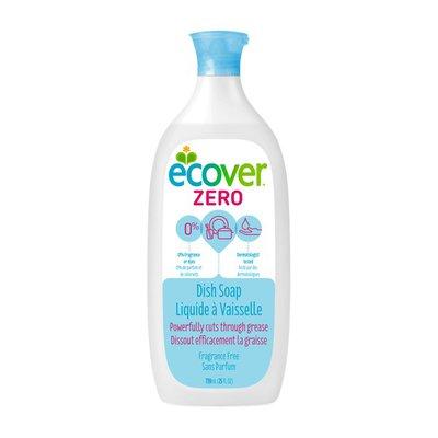Ecover Zero Dish Soap, Fragrance-Free
