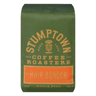 Stumptown Hair Bender, Medium Roast, Whole Bean Coffee, Bag
