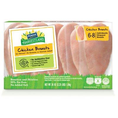 Harvestland Boneless Chicken Breasts