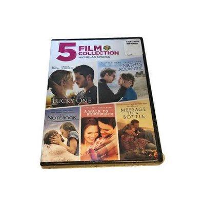 Warner Home Video Nicholas Sparks 5 Film Favorites DVD