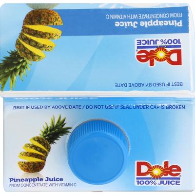 Dole Pineapple Pineapple Juice
