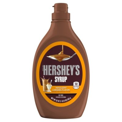 Hershey's Syrup Indulgent Caramel Flavor
