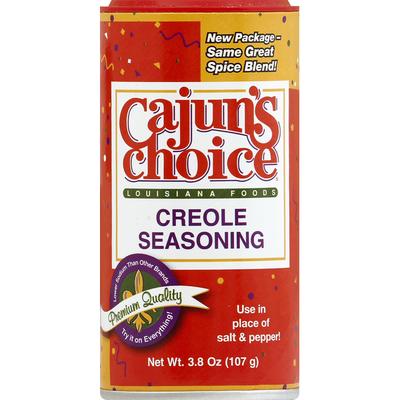 Cajuns Choice Creole Seasoning