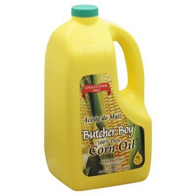 Butcher Boy Corn Oil, 100% Pure