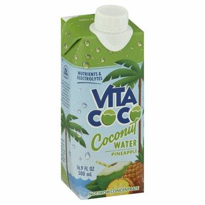 Vita Coco Coconut Water, Pineapple